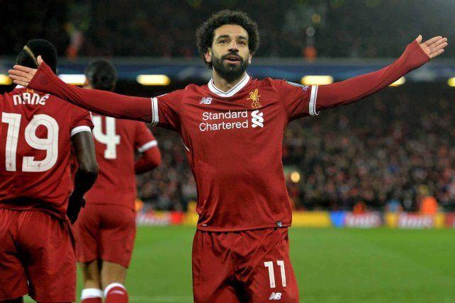 Liverpool aseguró la continuidad de Salah