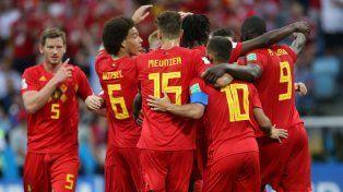 Bélgica quiere reconfirmar su candidatura