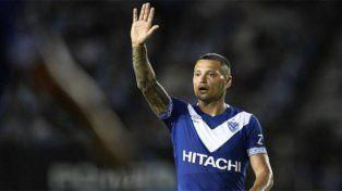 Zárate dejó Vélez para jugar en Boca