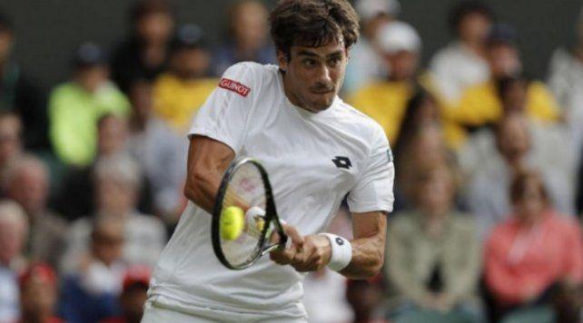 Pella comenzó con el pie derecho en Wimbledon