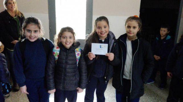 El papa Francisco envió una carta a los alumnos de un colegio santafesino