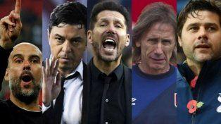 Los posibles sucesores de Sampaoli en la Selección argentina