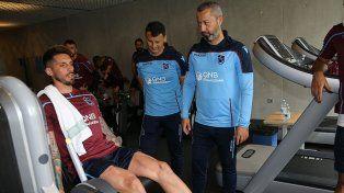 jose sosa: quiero volver a la argentina