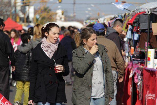 Aristóbulo de Fiesta: un feriado ideal para compartir con vecinos en la calle