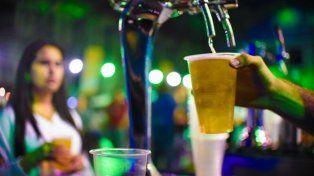 Festival de la Cerveza y Gastronomía Invernal, en la Estación Belgrano