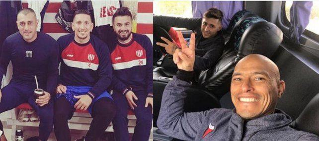 Así transitan sus pretemporadas los jugadores de Colón y Unión