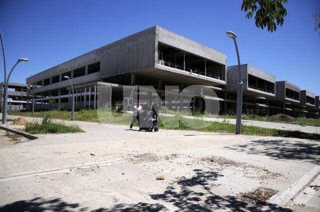 Morini aseguró que Nación debe 200 millones de pesos para terminar el Iturraspe.