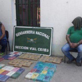 El 7 de marzo del 2017, los dos hombres fueron detenidos en la localidad limitrofe con Santiago del Estero.