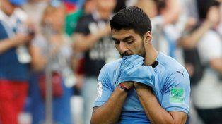 Para que vean que no es uruguayo, es francés y nos hizo un gol