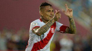 Independiente puso la mirada en Paolo Guerrero