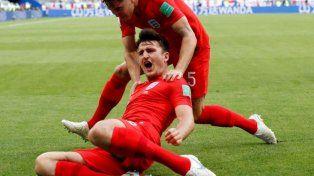 Inglaterra le ganó a Suecia y se metió en semifinales luego de 28 años