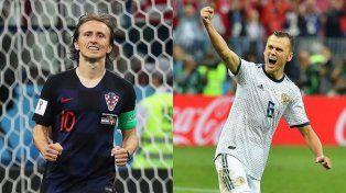 Una cita histórica entre Rusia y Croacia en Sochi