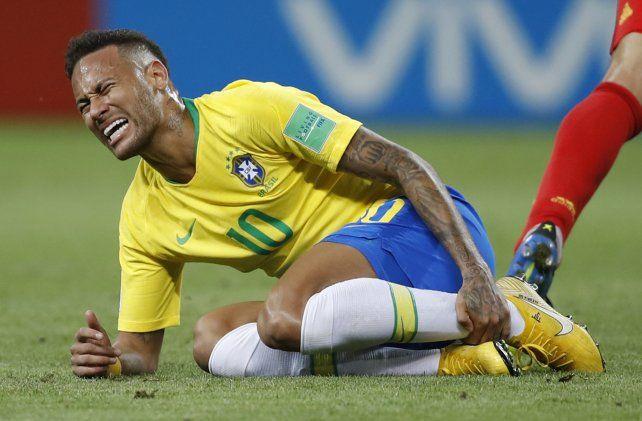 El Mundial de Neymar: primero en memes, escasos goles