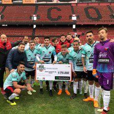 Colón pone en juego su primer objetivo de la triple competencia ante Morón
