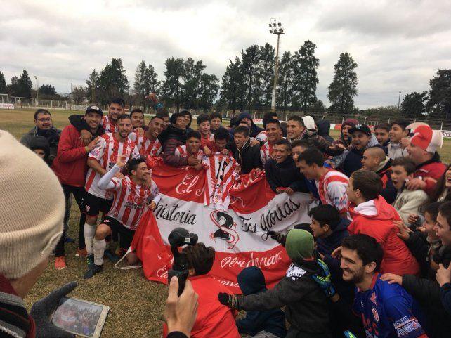 Colón de San Justo gritó campeón