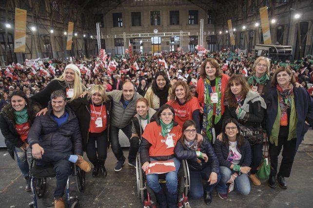 Más de 2.000 mujeres participan del  Encuentro Nacional de Mujeres Radicales