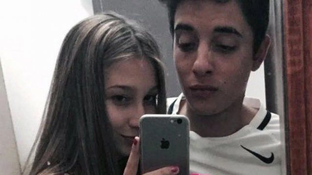 Dos meses antes del crimen, Nahir perdió un embarazo de Fernando