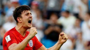 Maguirre, de la tribuna a las semifinales con Inglaterra