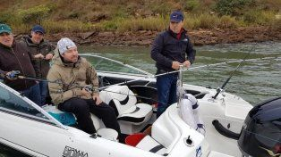 Un santafesino ganó el Concurso de Pesca de Ituzaingó con un surubí de 118 centímetros