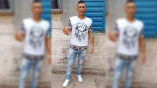 Asesinado. El joven murió por tres impactos de bala en avenida Blas Parera.