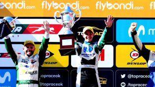La primera victoria de Tomás González en el Top Race Series