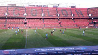Los equipos que paró Domínguez en los amistosos ante Atlético de Rafaela