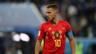 Hazard: Prefiero perder con esta Bélgica que ganar con esa Francia