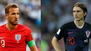 Inglaterra y Croacia, por el segundo boleto a la final