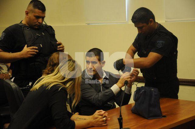Sentenciado. El femicida deberá purgar la pena máxima tras asesinar a su víctima en Vera al 3500 del barrio Roma.