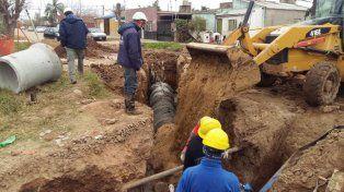 Avance. La obra, que demandó una inversión de 120 millones de pesos, está en la etapa final.