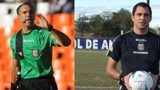 Están los árbitros para los equipos santafesinos por la Copa Santa Fe
