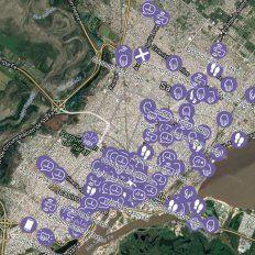 Un mapa colaborativo para visibilizar abusos y acosos en Santa Fe