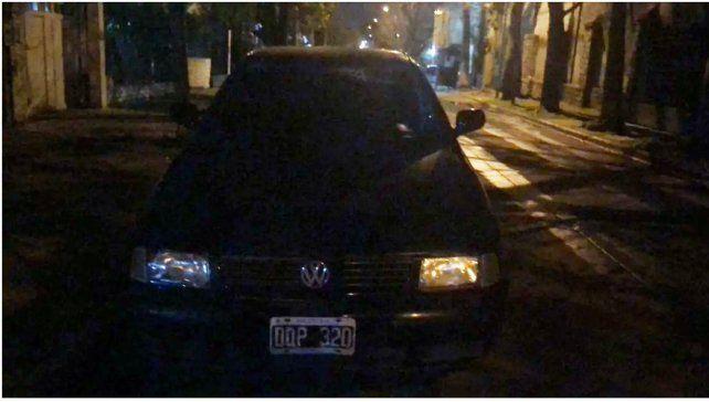 Encontraron el auto en el que escapó Pity Álvarez