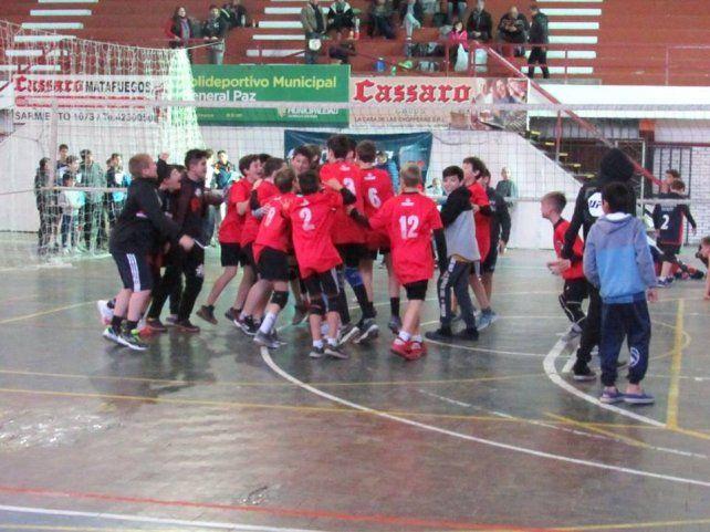 Libertad (SJN) se coronó campeón en el Nacional Sub 13 de Córdoba