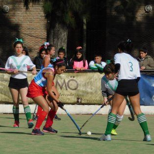arranco el nacional de hockey social