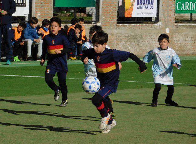 Exitosa edición del Torneo de Fútbol 9