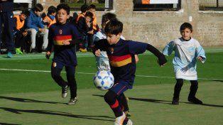 exitosa edicion del torneo de futbol 9