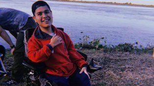 Tiago, el emprendedor más joven del país que lucha contra una dura enfermedad