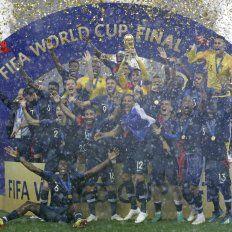 ¡Francia derrotó a Croacia y es el nuevo campeón del mundo!