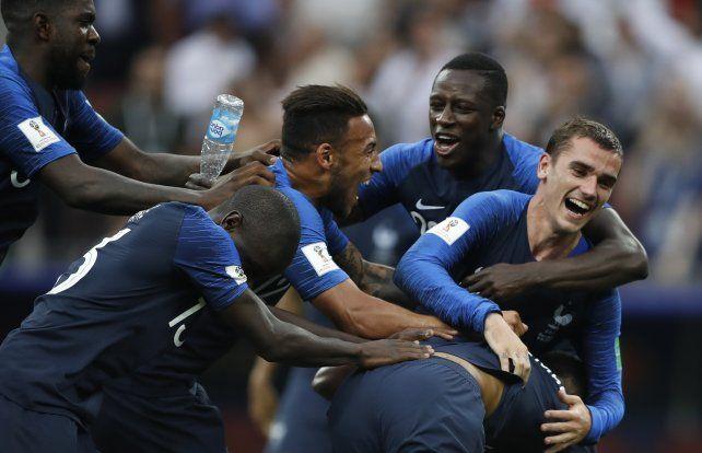 Rusia 2018, la final con más goles desde 1966