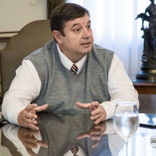 el rector de la unl reconocio un ajuste por la inflacion y el aumento de tarifas