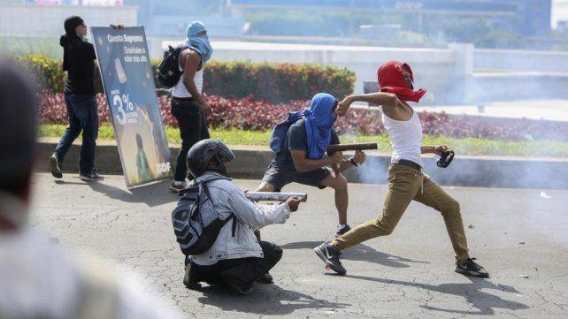 Al menos 10 muertos en una operación policial en Nicaragua