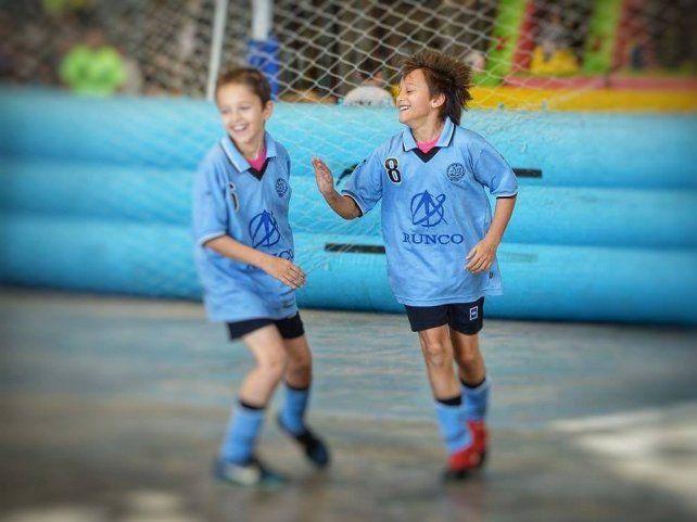 Se viene el Indoor de Fútbol Infantil