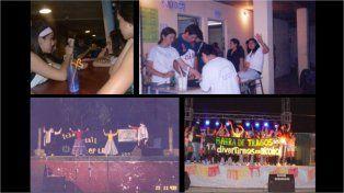 Los jóvenes de Helvecia eligen divertirse sin alcohol