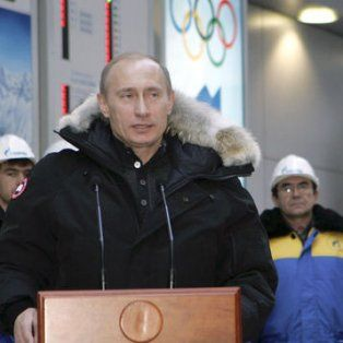 rusia empezo a pensar en una candidatura olimpica