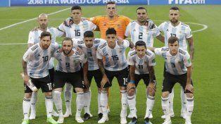 asi termino la seleccion argentina en el mundial