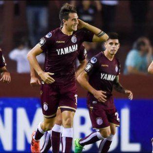 lanus recibe a junior por la copa sudamericana