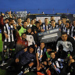 copa argentina: central cordoba (sde) dio la nota frente a velez
