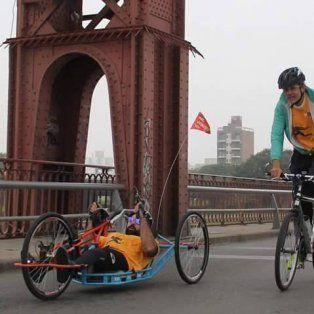 santa fe se prepara para recibir el argentino de ciclismo adaptado