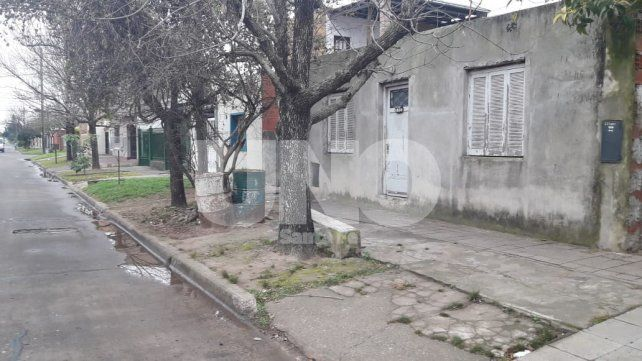 Casi linchan a un delincuente en barrio María Selva